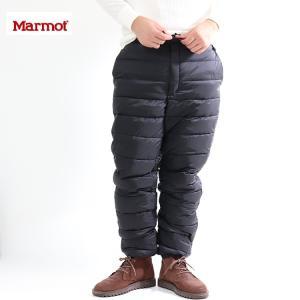 2019秋冬新作 Marmot マーモットダウンパンツ TOMOJD89 Douce Down Pa...