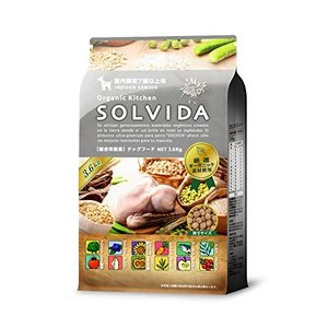 ソルビダ(SOLVIDA) 室内飼育7歳以上用(インドアシニア) 3.6kg vape-land