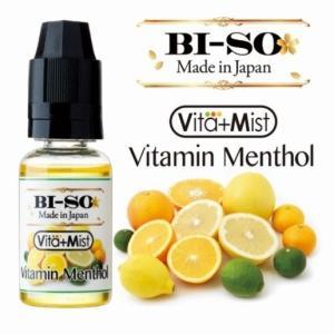 電子タバコ リキッド BI-SO 15ml ビタミンメンソール【最安値挑戦中・全国送料無料】|vape-land