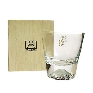 富士山グラス ロックグラス 2個セット 田島硝子 送料無料 即日発送|vape-land