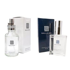 GALLEIDO PREMIUM PARFUM & BLUE(ガレイド プレミアム パルファム & ブルー)(男性 メンズ 香水)(お得なセット)|vape-online