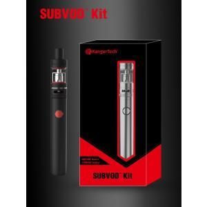 爆煙スターターキット Kangertech SUBVOD Starter Kit (サブボッド )初心者 VAPE 電子タバコ 温度管理|vapecollection