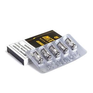 電子タバコ ベイプ ASVAPE アズベイプ HITA ヒタ 1.0Ω 0.5Ω 交換用コイル 5個 ベプログ VAPE ベープ 本体 禁煙 充電式 vapecollection