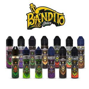 電子タバコ リキッド ベイプ BANDITO バンディット 60ml 海外リキッド ベプログ VAPE ベープ 大容量|vapecollection
