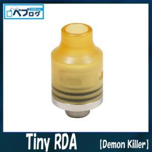 ゆうパケット送料無料 Demon Killer デーモンキラー Tiny タイニー RDA 超小型 VAPE ベイプ ベプログ 電子タバコ 電子たばこ|vapecollection