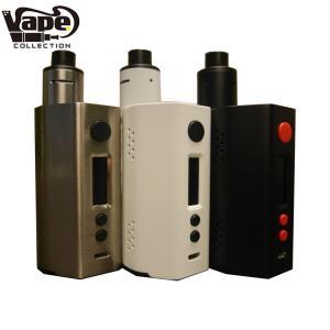 Kanger Tech(カンガーテック) DRIPBOX 160W Starter kit (ドリップボックス160W スターターキット)電子タバコ 本体 爆煙 人気 おすすめ MOD おすすめ|vapecollection