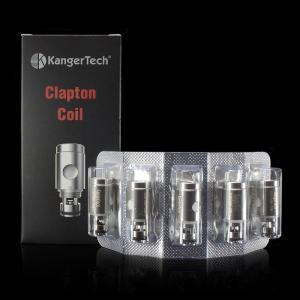 《ゆうパケット送料無料》KangerTech(カンガーテック) クラプトンコイル(SUBTANK/TOPTANK/NEBOX シリーズ対応 電子タバコ カンガーテック|vapecollection