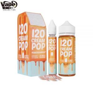 【Mad Hatter(マッドハッター)】120 Cream Pop(クリームポップ) 120ml 電子タバコ リキッド 人気 海外リキッド 海外 ワコンダ ベプログ VAPE おすすめ|vapecollection