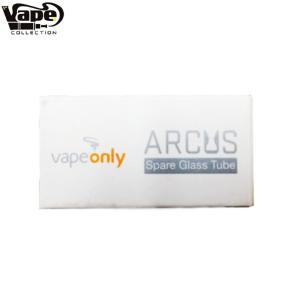 【VAPE ONLY(ベイプオンリー)】ARCUS(ベイプオンリー) 交換用ガラス 電子タバコ アーカス スペアタンク 電子タバコ アトマイザー タンク 爆煙 漏れない 人気 vapecollection