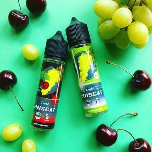 電子タバコ リキッド Light Muscat ライトマスカット / Dark Muscat ダークマスカット Rocket Fuel Vapes&ベプログ 60ml | プルームテック 互換 電子たばこ|vapecollection