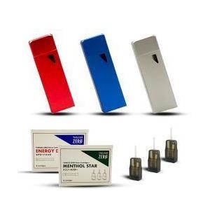 電子タバコ ベイプ スターターキット  TARLESS ZERO ターレスゼロ フレーバーカートリッジ 1箱セット ベプログ VAPE ベープ 本体 禁煙 充電式|vapecollection