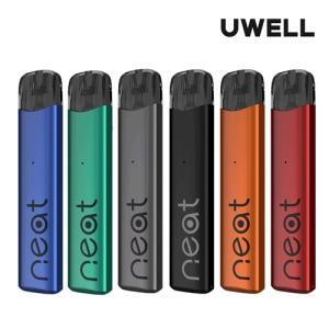 電子タバコ ベイプ スターターキット UWELL ユーウェル  Yearn Neat2 Pod スターターキット Neat 2 ヤーンニート ベプログ VAPE|vapecollection