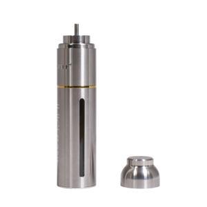 電子タバコ ベイプ UWELL ユーウェル Juice Bank ジュースバンク 15ml シルバー ベプログ VAPE ベープ 禁煙 充電式|vapecollection