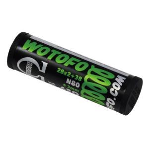 ゆうパケット送料無料 Wotofo ウォトフォ Dual Core Fused Clapton 0.62Ω プリビルドコイル セット プルームテック リキッド|vapecollection