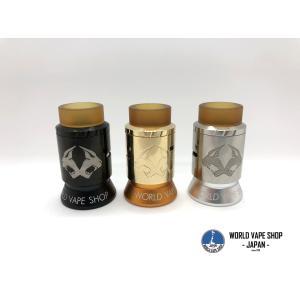 OBS Cheetah II RDA 22mm BLACK/SILVER/GOLD|vapekobesannomiya