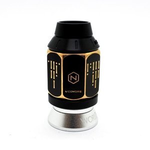 NICOMORE M1 RDA/RDTA 2ml BLACK VAPE ベイプ電子煙草 電子タバコ|vapekobesannomiya