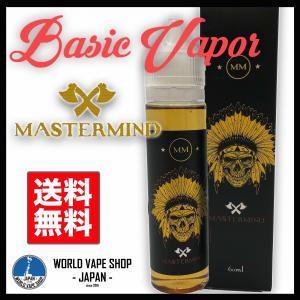 電子タバコ VAPE リキッド BASIC VAPOR MASTER MIND [はちみつレモン]60ml Eliquid べイプ 電子たばこ 電子煙草 vapekobesannomiya