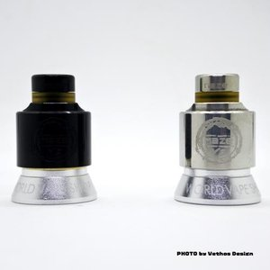 HCIGER MAZE V3 RDA アトマイザー VAPE 電子煙草 電子たばこ 禁煙|vapekobesannomiya