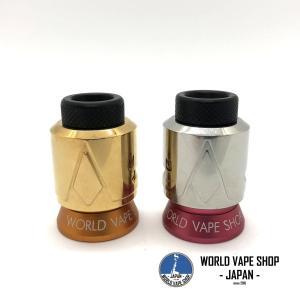 SMOKJOY Pyramid RDA ベイプ 電子たばこ 電子煙草 爆煙 電子タバコ VAPE|vapekobesannomiya