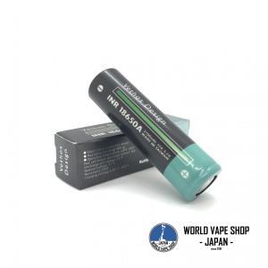 電子タバコ VAPE 超高出力バッテリー VETHOS DESIGN 18650 Battery べイプ 電子たばこ 電子煙草 爆煙|vapekobesannomiya