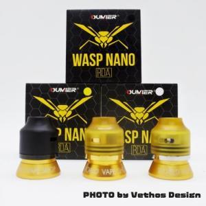 電子タバコ VAPE Oumier Wasp Nano RDA Atomizer アトマイザー べイプ 電子たばこ 電子煙草|vapekobesannomiya
