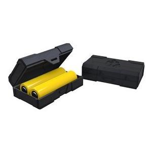 18650用 2本入れる電池ケース 出かける時の必須商品。 vapemania