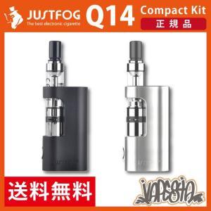 電子タバコ ベイプ 本体 Justfog Q14 Compa...