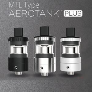 電子タバコ Kangertech AEROTANK PLUS エアロタンク 2ml MTL|vapesteez