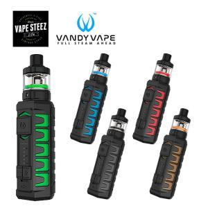 電子タバコ スターターキット Vandyvape Apollo KIT 内蔵バッテリー 防水 防塵|vapesteez