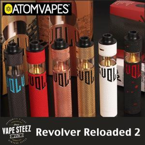 ATOM VAPE Revolver Reloaded 2 ( RR2 ) Mech Mod メカニカルチューブ MOD|vapesteez
