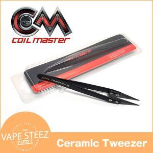 COILMASTER (コイルマスター) Ceramic Tweezer Pin set セラミック ピンセット|vapesteez