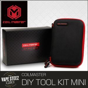 COIL MASTER DIY mini kit コイルマスター 電子タバコ用ビルドツールキット|vapesteez