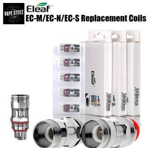 電子タバコ vape 交換コイル Eleaf EC COIL EC-M EC-N EC-S EC H...