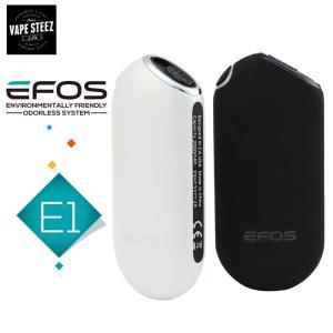 3D加熱システム 次世代加熱式たばこキット EFOS E1 これまでの加熱ブレードや加熱ピンなどで加...