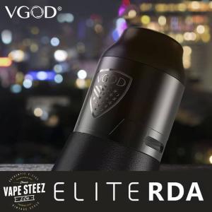VGOD 正規品 ELITE エリート RDA 24mm ドリッパー 爆煙 VAPEトリック|vapesteez