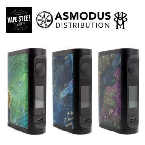 電子タバコ asMODus × ULTRONER EOS 2  BOX MOD デュアルバッテリー|vapesteez