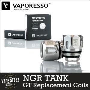 電子タバコ VAPORESSO 交換コイル NRG TANK用 GTコイル Replacement Coil(3個入り) |vapesteez