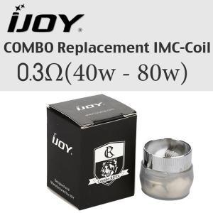 IJOY COMBO RDTA 交換用コイル ユニット IMC-Coil (Pre-made) コンボ アトマイザー クリアロマイザー vapesteez
