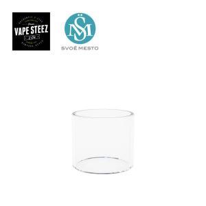 電子タバコ アトマイザー SvoeMesto Kayfun prime RTA 用 交換ガラス|vapesteez
