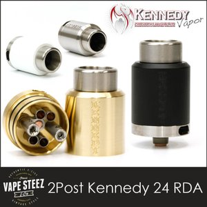 電子タバコ アトマイザー 2POST Kennedy 24 RDA KENNEDY VAPOR|vapesteez