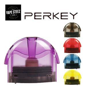 電子タバコ PERKEY LOV用交換ポッド 1.6ml 2pcs 1セット|vapesteez