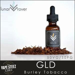 電子タバコ リキッド Lunar Rover GLD Burley Tobacco 電子たばこ フレーバー vapesteez