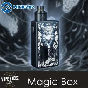 電子タバコ MOD HCigar Towis Magic Box  with MAZE V1.1 RDA メカニカル スコンカー キット BF vapesteez