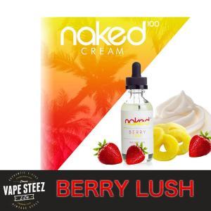 電子タバコ リキッド Naked100 - BERRY LUSH E-LIQUID 電子たばこ フルーツ フレーバー|vapesteez
