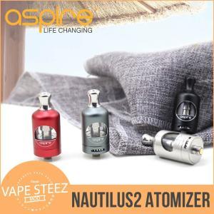 電子タバコ アトマイザー Nautilus2 MTL Aspire マウスピース サブオーム アスパイア|vapesteez