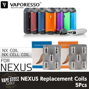 電子タバコ 交換用コイル Vaporesso NX COIL / NX CCELL COIL (1Ω) NEXUS 用 交換コイル セラミックコイル|vapesteez