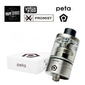 電子タバコ アトマイザー Promist Vapor Peta Tank 22mm|vapesteez