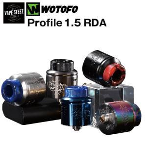 ( 送料無料 あすつく ) Wotofo Profile 1.5 RDA ウォトフォ プロファイル ...