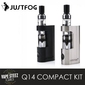 電子タバコ スターターキット Q14 コンパクトキット JUSTFOG プルームテックカプセル互換ドリップチップ対応 vapesteez
