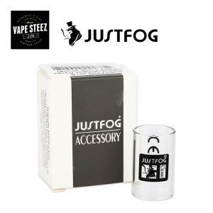 JUSTFOG社製 交換専用 tank 1個入り Q16 アトマイザー用スペアガラスチューブ|vapesteez